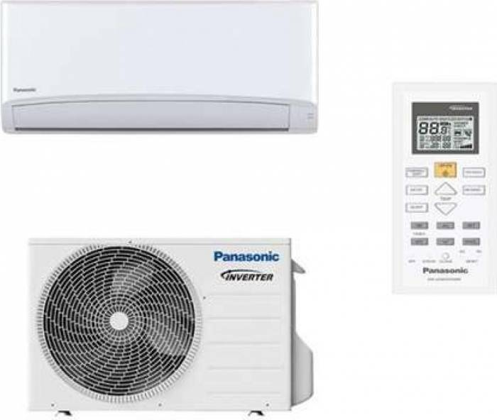 imagine 0 Aparat aer conditionat Panasonic Compact KIT-TZ60TKE 21000BTU Inverter Clasa A++ R32 Alb KIT-TZ60TKE