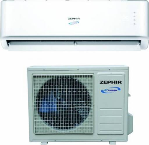 imagine 0 Aparat de aer conditionat Zephir MI-18SCO5 Inverter 18000 BTU Clasa A++ Filtru Cold Catalist Auto restart MI-18SCO5