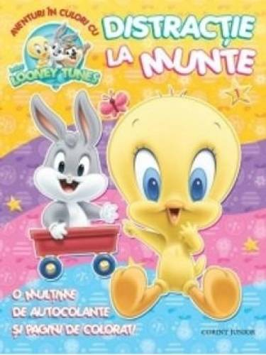 imagine 0 Aventuri in culori cu Baby Looney Tunes 1 - Distractie la munte 978-973-128-527-6