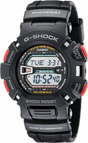 imagine 0 Ceas Barbatesc Casio G- SHOCK G-9000-1V Negru g-9000-1v