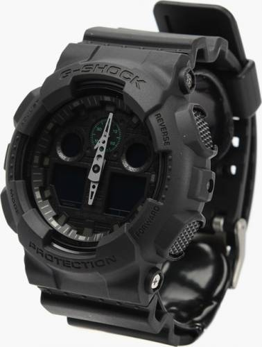 imagine 1 Ceas Barbatesc Casio G-Shock GA-100MB-1AER ga-100mb-1aer