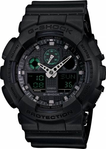 imagine 0 Ceas Barbatesc Casio G-Shock GA-100MB-1AER ga-100mb-1aer
