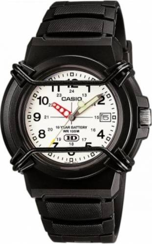 imagine 0 Ceas Barbatesc Casio HDA-600B-7B Black HDA-600B-7B