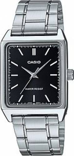 imagine 1 Ceas barbatesc Casio MTPV007D1 Argintiu Otel Quartz wwtmtp-v007d-1