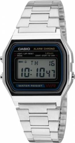 imagine 0 Ceas Barbatesc Casio Retro A158WA-1DF A158WA-1DF