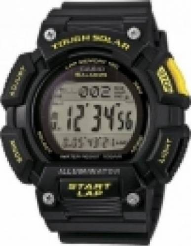 imagine 0 Ceas Barbatesc Casio Sports STL-S110H-1C Negru stl-s110h-1c