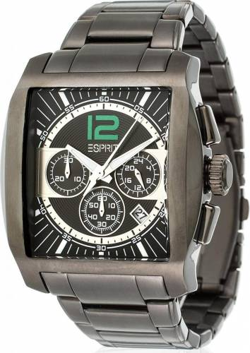 imagine 0 Ceas Barbatesc Esprit ES103641004 Black ES103641004