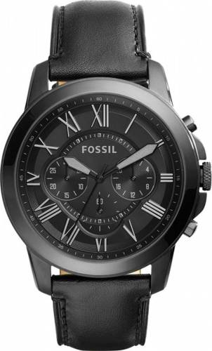 imagine 0 Ceas Barbatesc Fossil FS5132 Grant Black bsw_FS5132