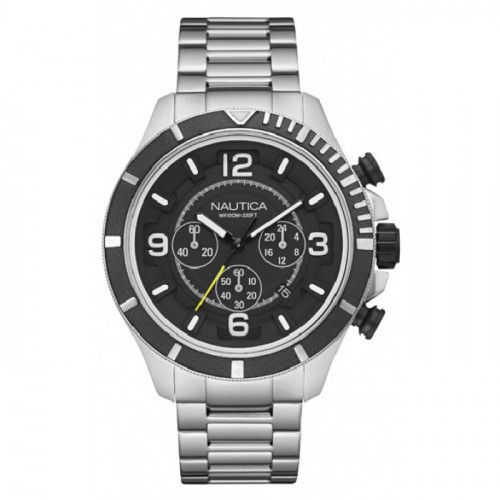 imagine 5 Ceas barbatesc NAUTICA WATCH - NAI21506G - argintiu otel Quartz wwtnai21506g