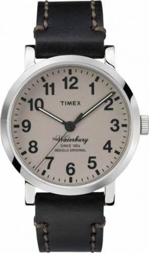 imagine 0 Ceas Barbatesc Timex Special Waterbury TW2P58800 Maro tw2p58800