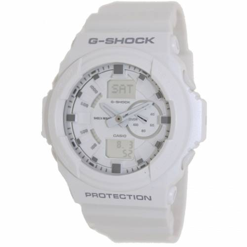 imagine 1 Ceas Casio barbatesc G-Shock GA150-7A alb Resin Quartz arega150-7a