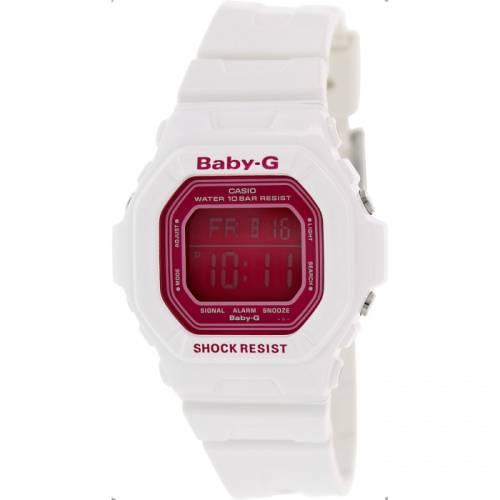 imagine 1 Ceas Casio dama Baby-G BG5601-7 alb Resin Quartz arebg5601-7