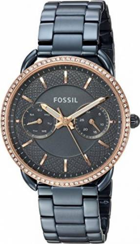 imagine 0 Ceas Dama Fossil ES4259 Tailor Navy ES4259