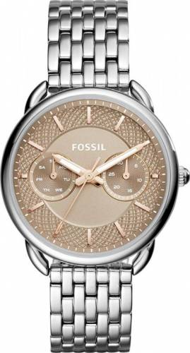 imagine 0 Ceas Dama Fossil Tailor ES4225 Silver ES4225