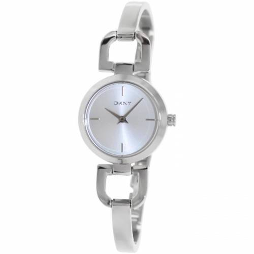 imagine 1 Ceas Dkny dama D-Link NY8540 argintiu Stainless-Steel Analog Quartz areny8540