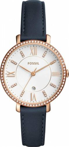 imagine 0 Ceas Fossil ES4291 Jacqueline Gold Navy bsw_ES4291