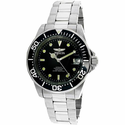 imagine 1 Ceas Invicta barbatesc Automatic Pro Diver S2 8926 argintiu Stainless-Steel Automatic are8926