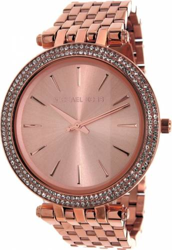 imagine 1 Ceas Michael Kors dama Darci MK3192 auriu roze-auriu Stainless-Steel Analog Quartz aremk3192