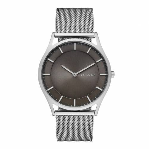 imagine 1 Ceas Skagen barbatesc Holst SKW6239 argintiu Quartz areskw6239