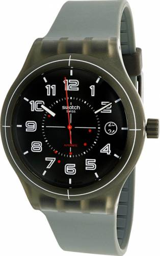 imagine 1 Ceas Swatch barbatesc Originals SUTM401 gri Plastic Automatic aresutm401