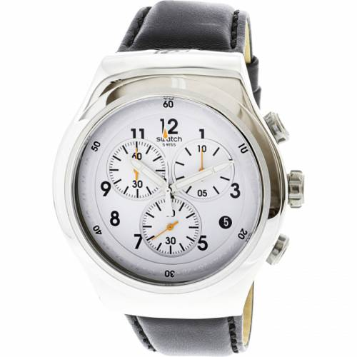 imagine 1 Ceas Swatch barbatesc YOS451 negru Quartz areyos451