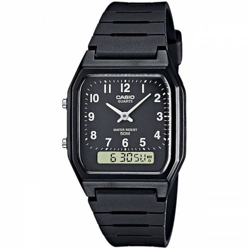 imagine 1 Ceas unisex Casio AW-48H-1B itjaw-48h-1b