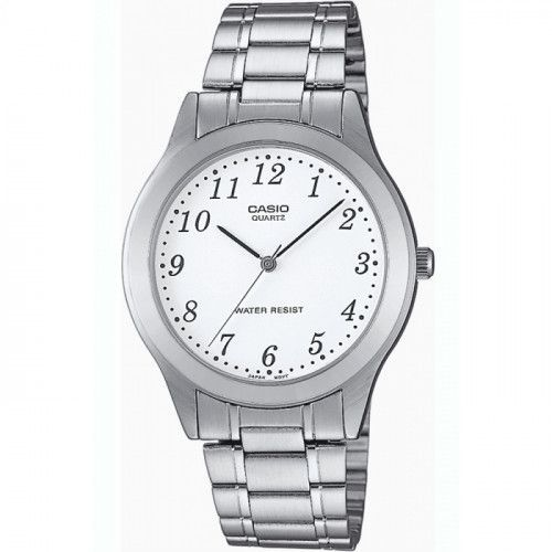 imagine 0 Ceas barbatesc Casio Collection MTP-1128PA-7B Argintiu Stainless-Steel Quartz itjmtp-1128pa-7b