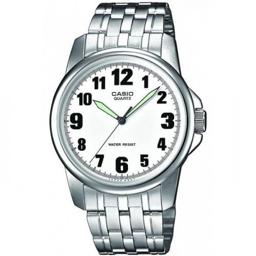 imagine 0 Ceas barbatesc Casio Collection MTP-1260PD-7B Argintiu Stainless-Steel Quartz itjmtp-1260pd-7b