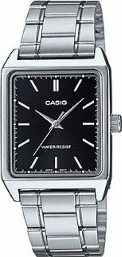 imagine 0 Ceas barbatesc Casio MTPV007D1 Argintiu Otel Quartz wwtmtp-v007d-1