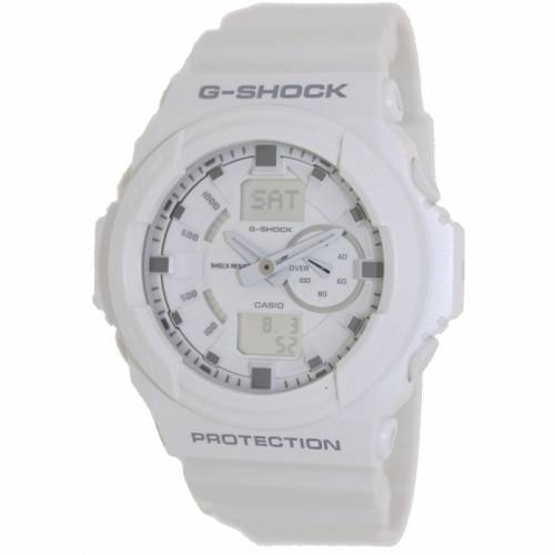 imagine 0 Ceas Casio barbatesc G-Shock GA150-7A alb Resin Quartz arega150-7a