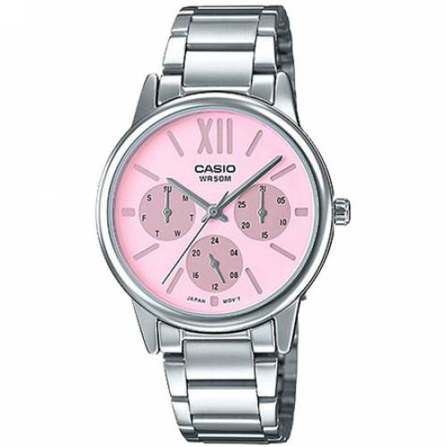imagine 0 Ceas dama Casio LTP-E312D-4B ltp-e312d-4b