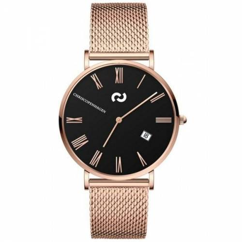 imagine 0 Ceas dama Chris Copenhagen Rose-Gold ccl2004