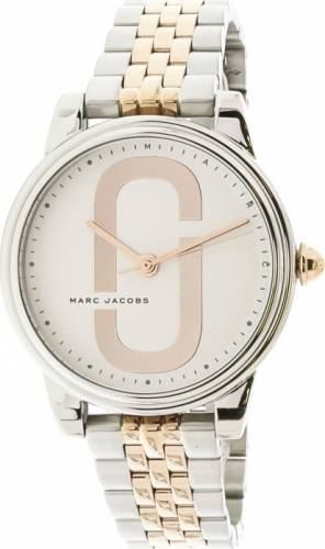 imagine 0 Ceas dama Marc Jacobs Corie MJ3561 Argintiu Auriu Otel Quartz aremj3561