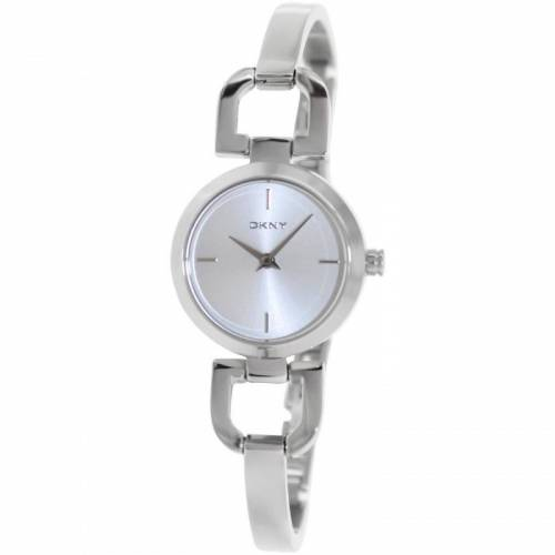 imagine 0 Ceas Dkny dama D-Link NY8540 argintiu Stainless-Steel Analog Quartz areny8540