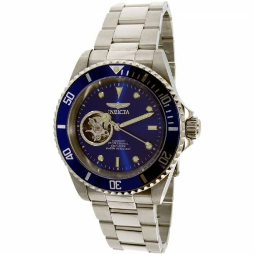 imagine 0 Ceas Invicta barbatesc Pro Diver 20434 Argintiu Otel Automatic are20434