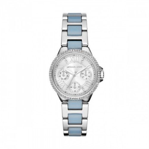 imagine 0 Ceas Michael Kors dama Camille MK4306 argintiu Stainless-Steel Quartz aremk4306
