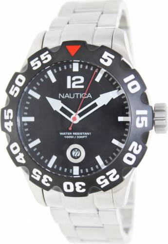 imagine 0 Ceas Nautica barbatesc Bfd 100 N18622G argintiu Quartz aren18622g