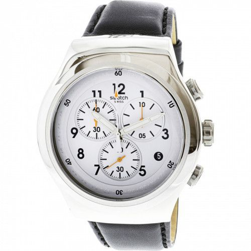 imagine 0 Ceas Swatch barbatesc YOS451 negru Quartz areyos451