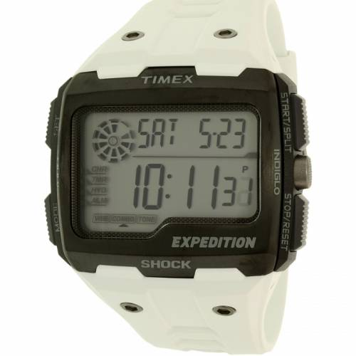 imagine 0 Ceas Timex barbatesc Expedition TW4B04000 negru Resin Quartz aretw4b04000