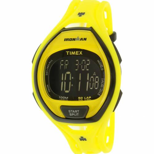 imagine 0 Ceas Timex barbatesc Ironman TW5M01800 galben Quartz aretw5m01800