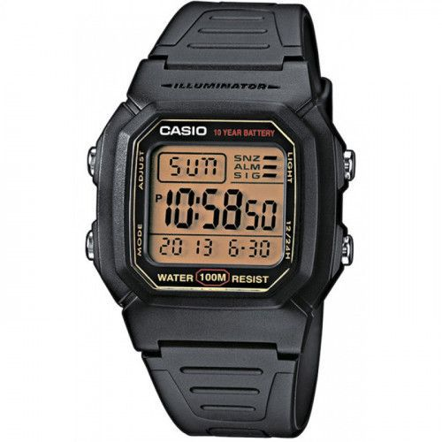 imagine 0 Ceas unisex Casio W-800HG-9A itjw-800hg-9a