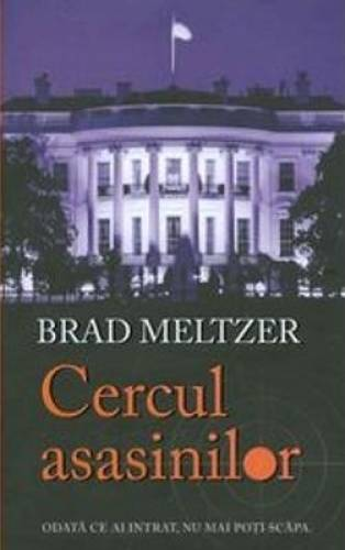 imagine 0 Cercul asasinilor - Brad Meltzer 978-606-609-607-2