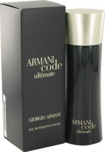 imagine 0 Apa de Toaleta Code Ultimate Intense by Giorgio Armani Barbati 50ml 3605521695031