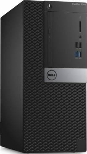 pret preturi Desktop Dell OptiPlex 3040 MT Intel Core i3-6100 500GB 7200rpm 4GB 3ani garantie NBD