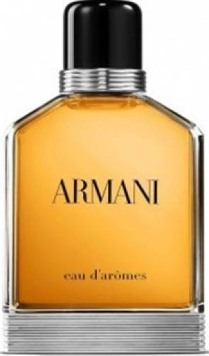 imagine 0 Apa de Toaleta Eau DAromes by Giorgio Armani Barbati 100ml pf_117579