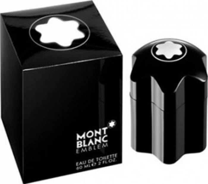 imagine 0 Apa de Toaleta Emblem by Mont Blanc Barbati 60ml 3386460058735