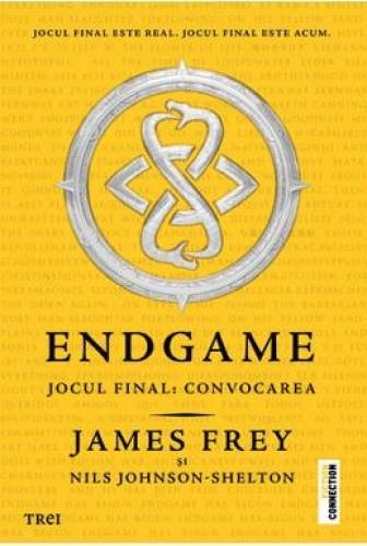 imagine 0 Endgame. Jocul final - Convocarea - James Frey Nils Johnson-Shelton 978-606-719-155-4