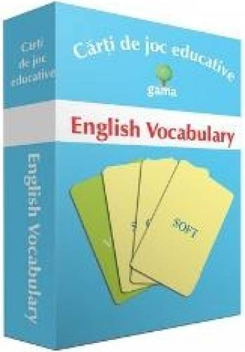 imagine 0 English Vocabulary - Carti de joc educative 978-973-149-401-4