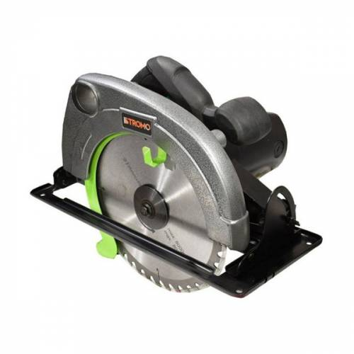 imagine 0 Fierastrau circular Stromo RLE2550 2550 W 4100 RPM 235 mm negru-verde rle2550