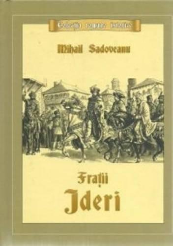 imagine 0 Fratii Jderi - Mihail Sadoveanu 978-606-93355-4-3
